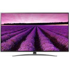 "Foto Smart TV Nano Cristal 55"" LG 4K 55SM8100PSA 4 HDMI 