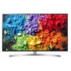 "Smart TV Nano Cristal 55"" LG ThinQ AI 4K HDR 55SK8500PSA"