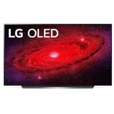 "Smart TV TV OLED 55"" LG ThinQ AI 4K HDR OLED55CXPSA 4 HDMI"