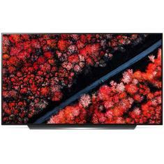 "Smart TV TV OLED 65"" LG ThinQ AI 4K HDR OLED65C9PSA 4 HDMI"