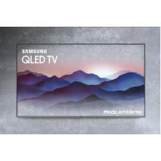 "Smart TV QLED 49"" Samsung Q6FN 4K HDR 49Q6FN"