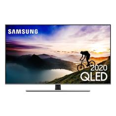"Smart TV TV QLED 55"" Samsung 4K HDR QN55Q70TAGXZD 4 HDMI"
