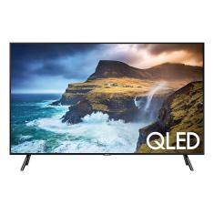 "Foto Smart TV QLED 55"" Samsung Q70 4K 55Q70 HDMI 
