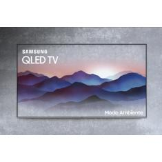 "Smart TV QLED 55"" Samsung Q6FN 4K HDR 55Q6FN"