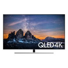 "Smart TV QLED 55"" Samsung Q80 4K 55Q80 USB"