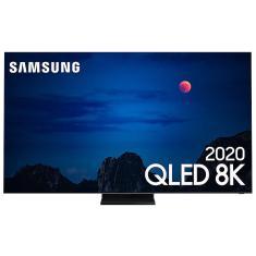 "Smart TV QLED 85"" Samsung 8K HDR QN85Q950TSGXZD 4 HDMI"