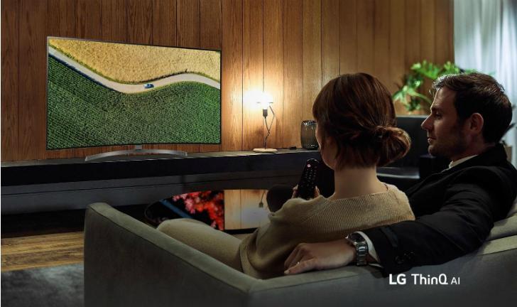 Smart TVs da LG ganham suporte para Apple AirPlay 2 e HomeKit