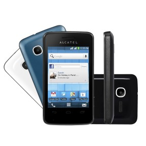 Foto Smartphone Alcatel One Touch Pixi 4007D Android