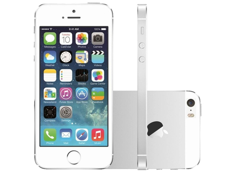 Smartphone apple iphone 5s 16gb melhores preos zoom reheart Images