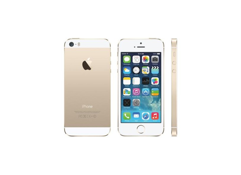 d3af7dd8d Smartphone Apple iPhone 5S 16GB