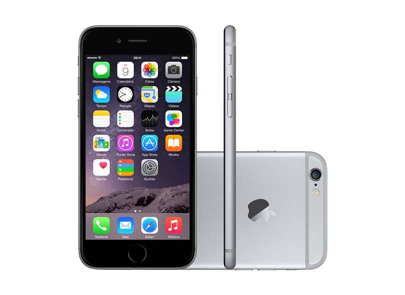 c85b3dbd3 Smartphone Apple iPhone 6 6 32GB 32GB 8,0 MP 4G
