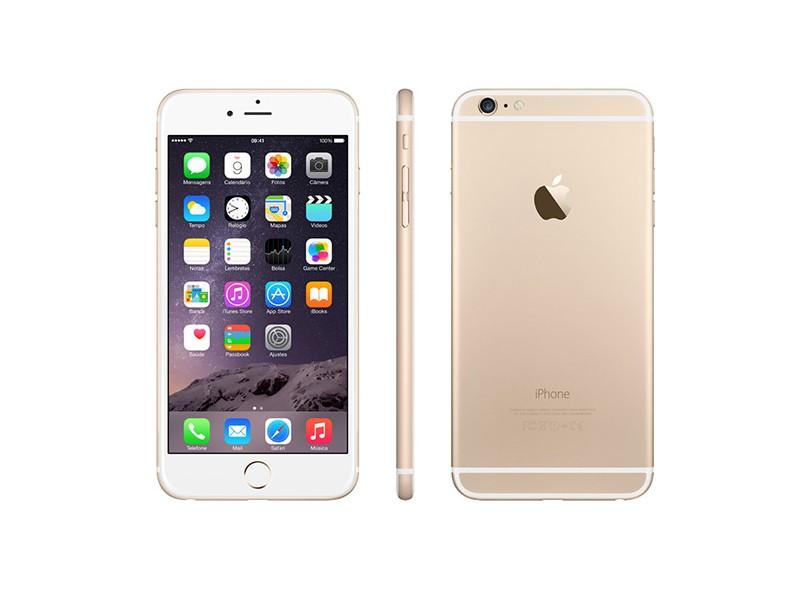 fe31e91fd Smartphone Apple iPhone 6 Plus 6 Plus 64GB 64GB 8