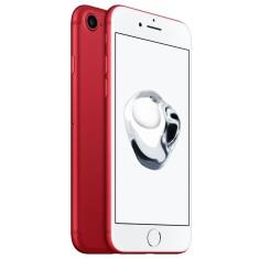 Smartphone Apple iPhone 7 Vermelho 128GB