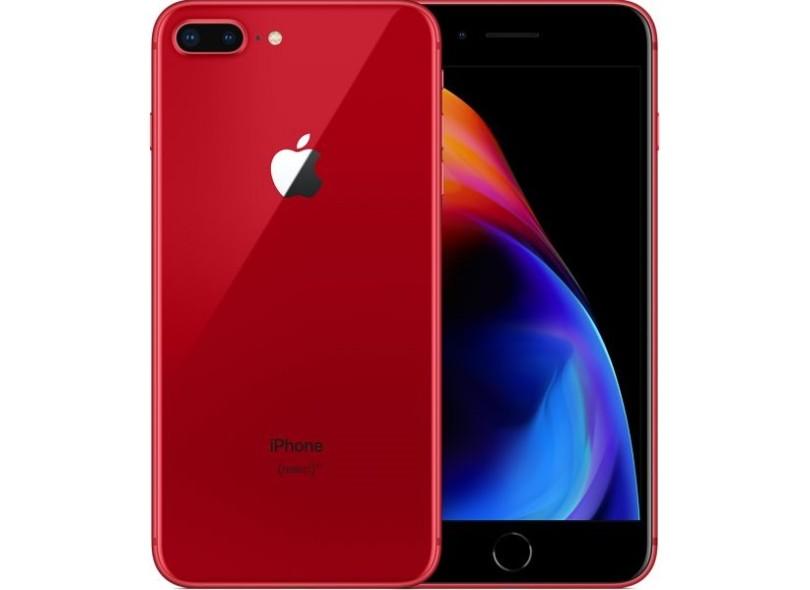 Apple iphone 8 plus vermelho 64gb 4g ios 120 mp stopboris Choice Image