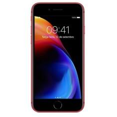 Smartphone Apple iPhone 8 Vermelho 256GB iOS