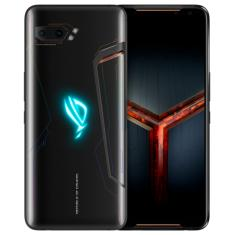 Smartphone Asus ROG Phone II ZS660KL 128GB Câmera Dupla Qualcomm Snapdragon 855 2 Chips Android 9.0 (Pie)