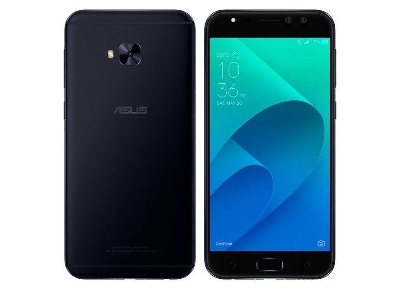 87c0a9426 Smartphone Asus Zenfone 4 Selfie Pro ZD552KL 64GB 2 Chips 16