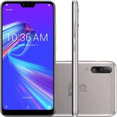 Smartphone Asus Zenfone Max Shot 32GB Câmera Tripla Qualcomm Snapdragon SiP1 2 Chips Android 8.1 (Oreo)