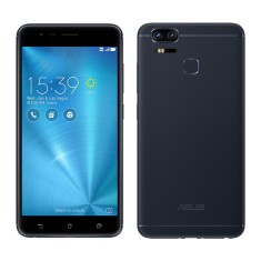 Foto Smartphone Asus Zenfone Zoom S ZE553KL 64GB Qualcomm Snapdragon 625 12,0 MP 2 Chips Android 6.0 (Marshmallow) 3G 4G Wi-Fi | Magazine Luiza