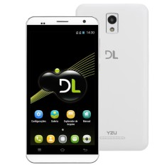 Foto Smartphone DL Eletrônicos YZU DS3 8GB Android 5,0 MP