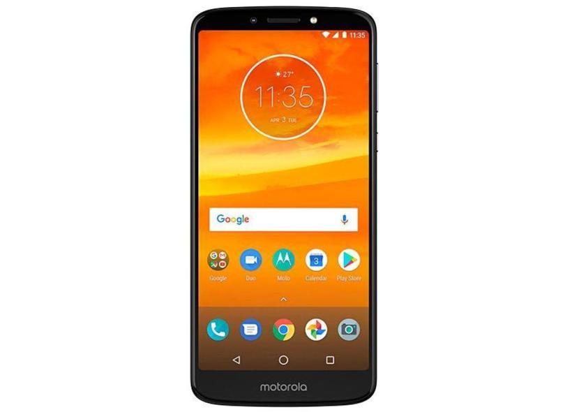 1e80dbe085 Smartphone Motorola Moto E E5 Plus XT1924-3 Importado 32GB 2 Chips 12,0 MP  4G
