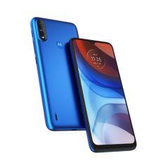 Smartphone Motorola Moto E E7 Power XT2097-5 32GB Câmera Dupla 2 Chips Android 10