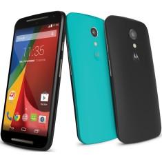 Smartphone Motorola Moto G 2ª Geração DTV Colors XT1069 16GB