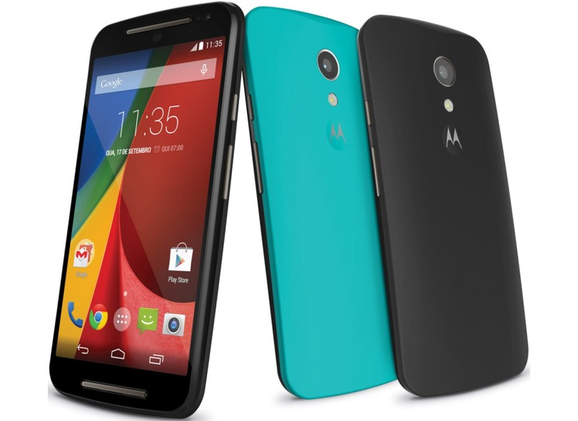 88f8e6e1d1f Smartphone Motorola Moto G G 2ª Geração DTV Colors XT1069 16GB 2 Chips 8