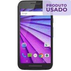 Smartphone Motorola Moto G 3ª Geração Usado 16GB Android