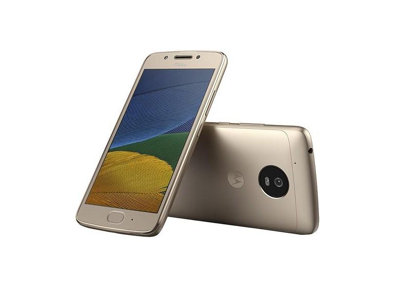 6c43663f5c Smartphone Motorola Moto G5 32GB
