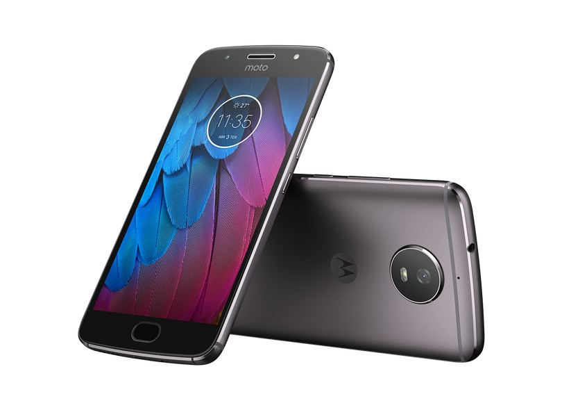 db5fcf98b Smartphone Motorola Moto G G5S XT1792 32GB 2 Chips 16