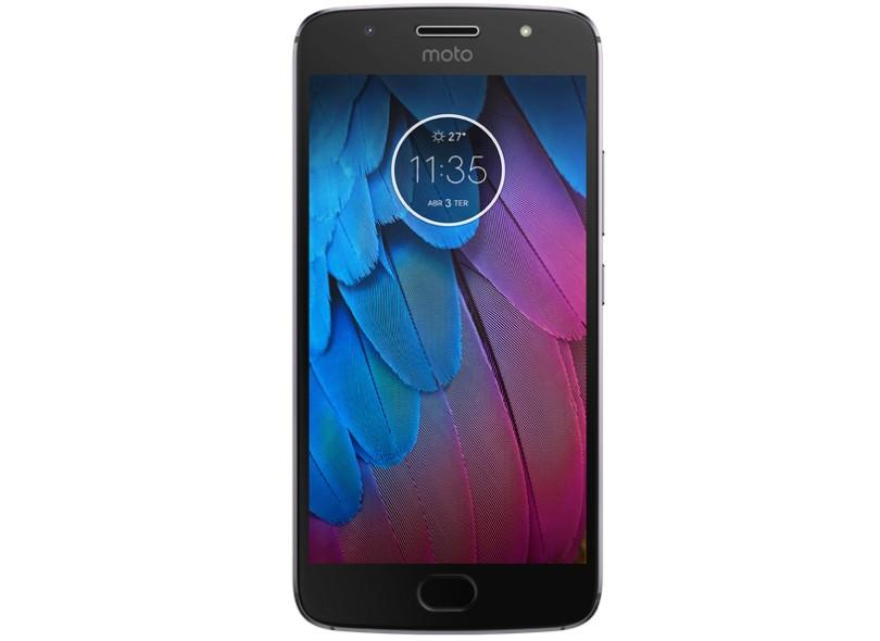 13ed27e4d Smartphone Motorola Moto G G5S XT1792 32GB 2 Chips 16