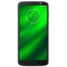 Foto Smartphone Motorola Moto G G6 Plus XT1926-8 TV Digital 64GB Qualcomm Snapdragon 630 12,0 MP 2 Chips Android 8.0 (Oreo) 3G 4G Wi-Fi