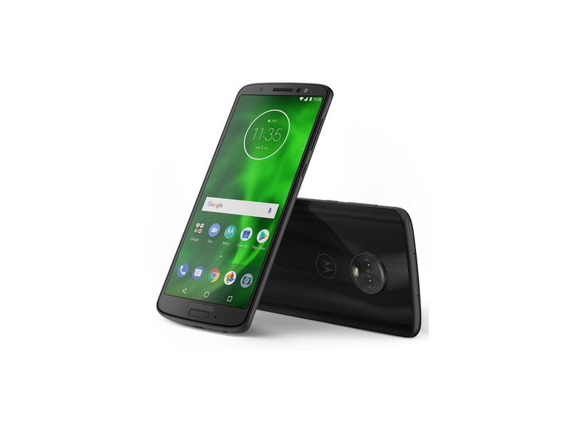 f036278cf0 Smartphone Motorola Moto G G6 XT1925-3 64GB 2 Chips 12