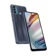 Smartphone Motorola Moto G G60 XT2135-1 128GB Câmera Tripla 2 Chips Android 11
