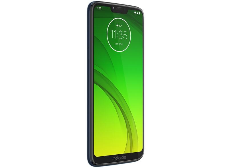 46ee53cb8 Smartphone Motorola Moto G G7 Power XT1955-1 32GB 2 Chips 12