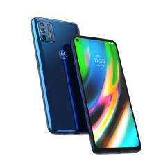 Smartphone Motorola Moto G G9 Plus XT2087-1 128GB Câmera Tripla Qualcomm Snapdragon 730G 2 Chips Android 10