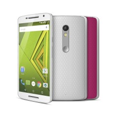 Foto Smartphone Motorola Moto X X Play Colors XT1563 32GB Qualcomm Snapdragon 615 21,0 MP 2 Chips Android 5.1 (Lollipop) 3G 4G Wi-Fi