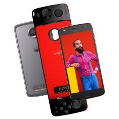 Smartphone Motorola Moto Z Z2 Play GamePad Edition XT1710 64GB Android