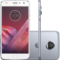 Foto Smartphone Motorola Moto Z Z2 Play XT1710 64GB Qualcomm Snapdragon 626 12,0 MP 2 Chips Android 7.1 (Nougat) 3G 4G Wi-Fi