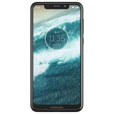 Smartphone MotorolaOne XT1941-3 64GB Câmera Dupla Qualcomm Snapdragon 625 2 Chips Android 8.1 (Oreo) 3G 4G Wi-Fi