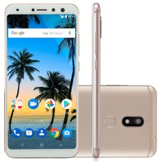 Smartphone Multilaser MS80 64GB Android 16.0 MP