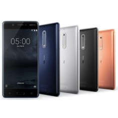 Foto Smartphone Nokia 5 16GB 4G Android
