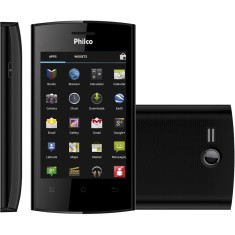 Foto Smartphone Philco 350 Android 3,0 MP 2 Chips
