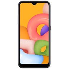 Smartphone Samsung Galaxy A01 SM-A015M 2 GB 32GB Câmera Dupla Qualcomm Snapdragon 439 Android 10