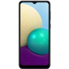 Smartphone Samsung Galaxy A02 SM-A022M 2GB RAM 2 GB 32GB Câmera Dupla 2 Chips Android 10