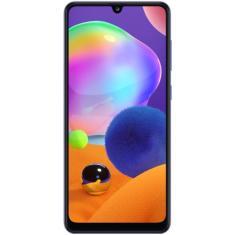 Smartphone Samsung Galaxy A31 SM-A315G 4 GB 128GB Câmera Quádrupla 2 Chips Android 10