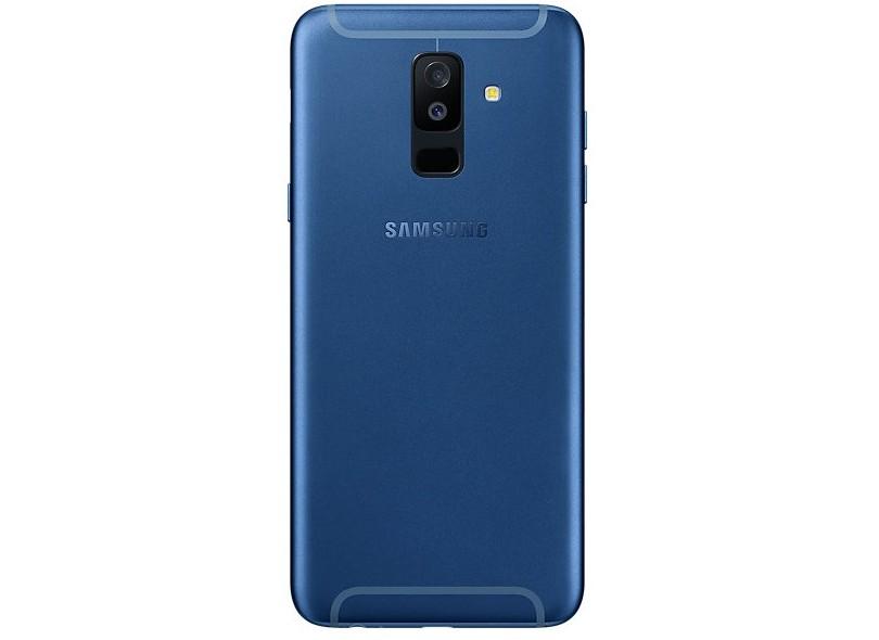 c3243eafa2 Smartphone Samsung Galaxy A6 Plus SM-A605G 64GB 2 Chips 16