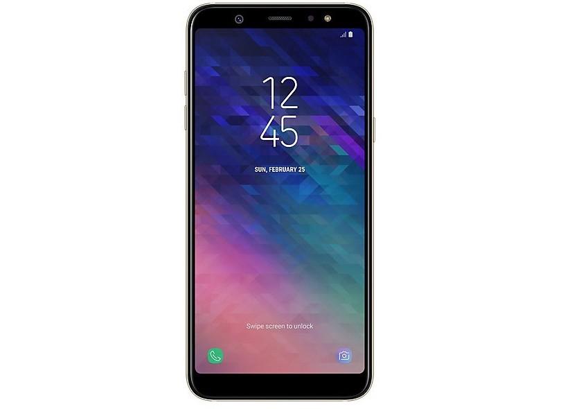 Smartphone Samsung Galaxy A6 Plus SM-A605G 64GB