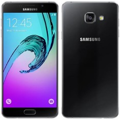 Foto Smartphone Samsung Galaxy A7 2016 A710 16GB 13,0 MP 2 Chips Android 5.1 (Lollipop) 3G 4G Wi-Fi